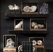 Natural Agate Geodes And Minerals Displaying CrystalsAgate StoneDisplay IdeasDisplay