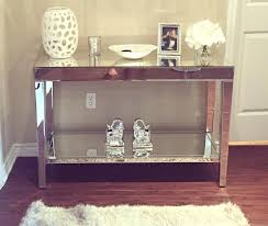 tv console tables target outdoor table threshold mirrored