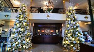 Bethlehem Lights Christmas Trees by Pictures Christmas At Historic Hotel Bethlehem The Morning Call