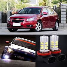 buy chevy cruze led fog lights and get free shipping on aliexpress