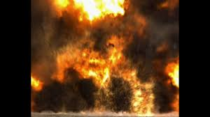 100 Truck Explosion Explodes In Slow Motion Video Dailymotion