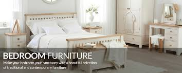 Bedroom Furniture Oak Furniture Superstore