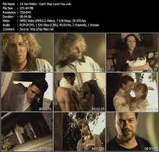Van Halen Cant Stop Lovin You VOB File