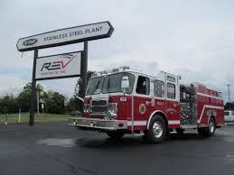 100 Pumper Truck Fire Gallery EONE