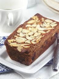 Nutty Jam Cake