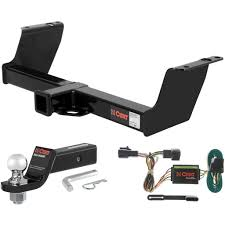 Buy CURT Class 3 Trailer Hitch Tow Package With 2