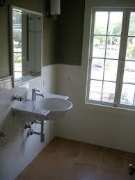 Bathroom Beadboard Wainscoting Ideas by Fascinating Wainscot In Bathroom Pictures Decoration Inspiration