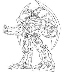 Happy Yugioh Coloring Pages To Print 57