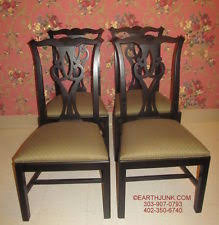 ethan allen dining room traditional chairs ebay
