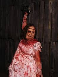 Pumpkin Hollow Haunted House Piggott Ar by Ghastly Gallery Horror In The Hollow