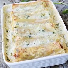 recette cannellonis de jambon gratinés en feuilles de lasagnes