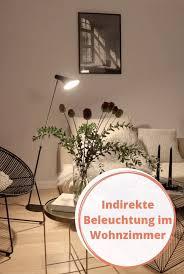 indirekte beleuchtung im wohnzimmer wohnklamotte