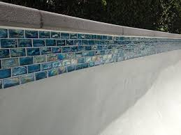 image result for waterline pool tile ideas pool