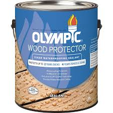 Thompsons Waterseal Deck Wash Msds by Shop Olympic Wood Protector Clear Exterior Stain Actual Net