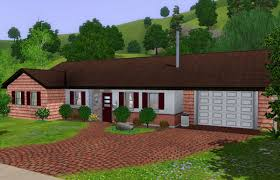 Sims 3 Floor Plans Small House by Captivating Easy Sims 3 House Plans Contemporary Best Idea Home