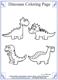 Prehistorical Playmates You Can Color Like Stegosaurus Triceratops T Rex And More In These Fun Printable Dinosaur Coloring Pages