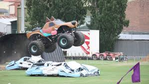 Bega Monster Trucks Roar Into New Year | Photos, Video | Bega ... Monster Truck Tour To Invade Saveonfoods Memorial Centre In Meet Raminator The Worlds Faest 2000bhp Monster Truck Video Is Worlds Faest At 991 Mph Wvideo Isuzu Dmax Vcross Customized Look Like A Photo Amt Snapfast Bigfoot My Box Art Album Ramin Has Set New Record For Video Blaze And Machines Destruction Trucks Wiki Fandom Powered By Sin City Hustler A 1m Ford Excursion Coliseum Jam Crush It Nintendo Switch Best Buy