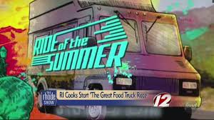 RI Chefs Enter 'The Great Food Truck Race' | WPRI 12 Eyewitness News The Great Food Truck Race Of 2014 Youth Education In The Arts Secret To Getting Ahead Tfcu Talks Devilicious Exit Interview Fn Dish 3dconceptualdesignerblog Project Review Bacon Davids Desert Bowled And Beautiful Bowledbeautiful Twitter Network Gossip Season 8 Preview 6 Episode 3 Youtube Allied Pladelphia On Breakfast Club Brought Seoul Sausage Company Gibbys French Fry Report Fries