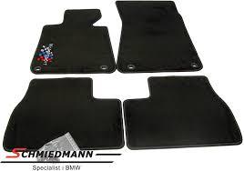 bmw e30 floor mats schmiedmann new parts