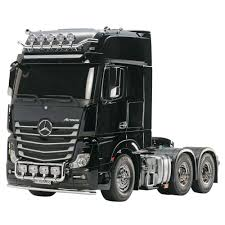 100 Rc Model Trucks Tamiya 114 MercedesBenz Actros 3363 6x4 GigaSpace Kit