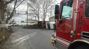 Dump Truck Overturns, Spills Debris In Allen Township - WFMZ Dump Truck Overturns Spills Debris In Allen Township Wfmz Dumptruck Overturned A Traffic Accident Emergency Personnel 2 Taken To Hospital After Dump Hits Pickup Green Twp On 140 Wregcom Causes Road Close Local News Newspressnowcom Runaway Kills Two People Crashed Into 3 Vehicles Truck Turns Over Wyeth Mountain Advtisergleamcom Wv Metronews Leaves One Dead Texas Appeals Court Affirms Very Modest Verdict For Plaintiff Kills 1 In Berks County Pennsylvania Accident Lawyers Tips Causes Traffic Headaches Luzerne