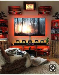 ps4 ps5 gaming mancave sonntag spielzimmer design ps4
