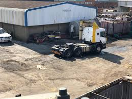 URGENT. YARD TO LET - TRUCK YARD - CONTAINERS - STORAGE Yard, Plus ...