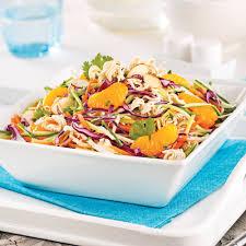 cuisine chou salade de chou mandarines et nouilles ramen recettes cuisine