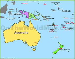 West Indies Map With Capitals Side Mapscom Capital City Of Australia Emaps World