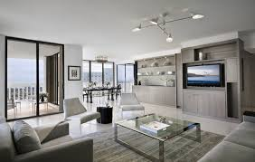 Condo Living Room Decorating Ideas How To Decorate A On Luxury