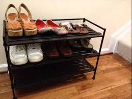 Resin Wood posite Utility Shoe Rack stacking shoe rack