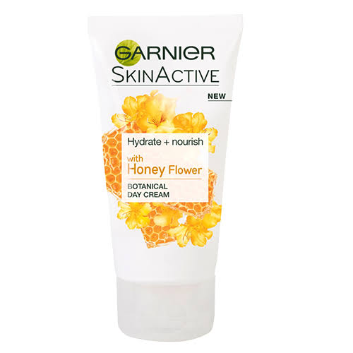 Garnier Natural Honey Flower Dry Skin Moisturizer - 50ml