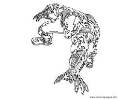 Black Panther Coloring Pages Movie Animal