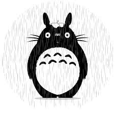 Coloriage Totoro Cat Bus