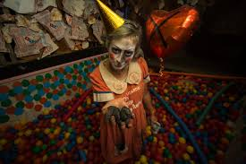 Haunted Halloween Attractions In Mn by The Soap Factory