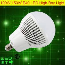 new designs e40 led warehouse high bay bulbs 150w 110lm w