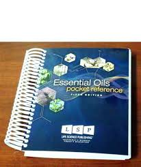 picturesque essential oils desk reference images book pocket 5th