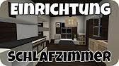 minecraft luxus haus einrichten part 10 schlafzimmer jannis gerzen