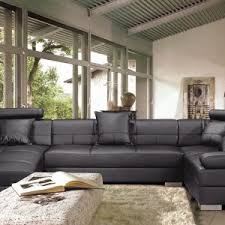 canapé d angle cuir blanc italien canapé idées de décoration