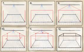 perspektive zeichnen leicht gemacht 1 tutorial