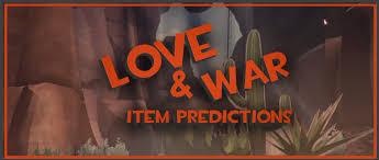 Tf2 Halloween Spells Expire by Love U0026 War Item Predictions Oc Gallery Tf2