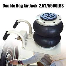 100 Two Ton Truck 5500 Lbs 25 TON Bags Air Pneumatic Jack Lift Automotive