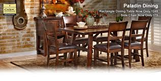 17 Furniture Row Dining Room Tables