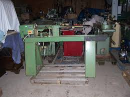 gregory woodworking machines