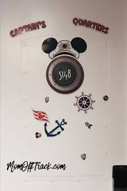 Cruise Door Decoration Ideas by Disney Cruise Door Decoration Ideas Mom Off Track