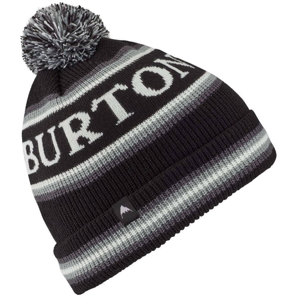 Burton Boys Trope Beanie - True Black