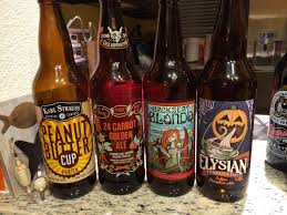 Elysian Pumpkin Ale by A Back To The Future Beer League Birthday Vy Loves To Eat