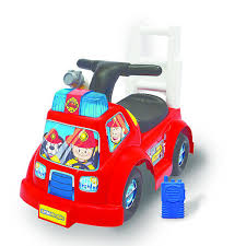 100 Fire Truck Ride On FisherPrice Little People Toys Games