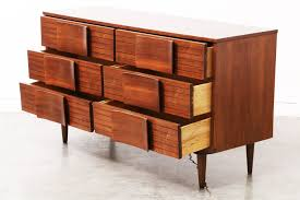 Johnson Carper Mid Century Dresser by Mid Century Walnut Dresser By Johnson Carper Vintage Supply Store