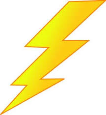 The Flash Lightning Bolt Symbol Cut Out From PrintableTreats